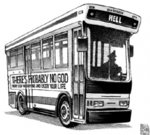 bus going to hell