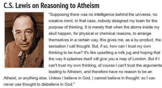 atheism by c s lewis