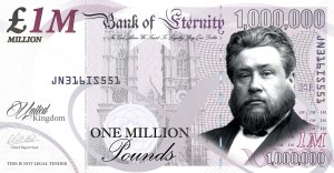 Million Pound note image